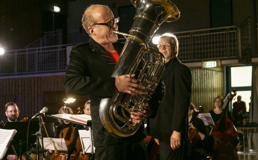Konsert med Baadsvik ble suksess!
