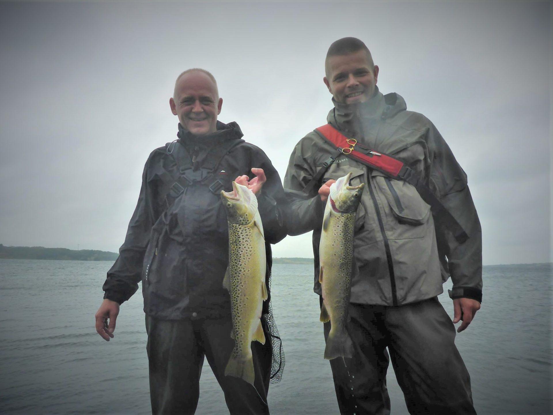 Rovvig er en glimrende fiskeplads i Limfjorden, hvor der kan fiskes efter den eftertragtede havørred i Limfjorden.
