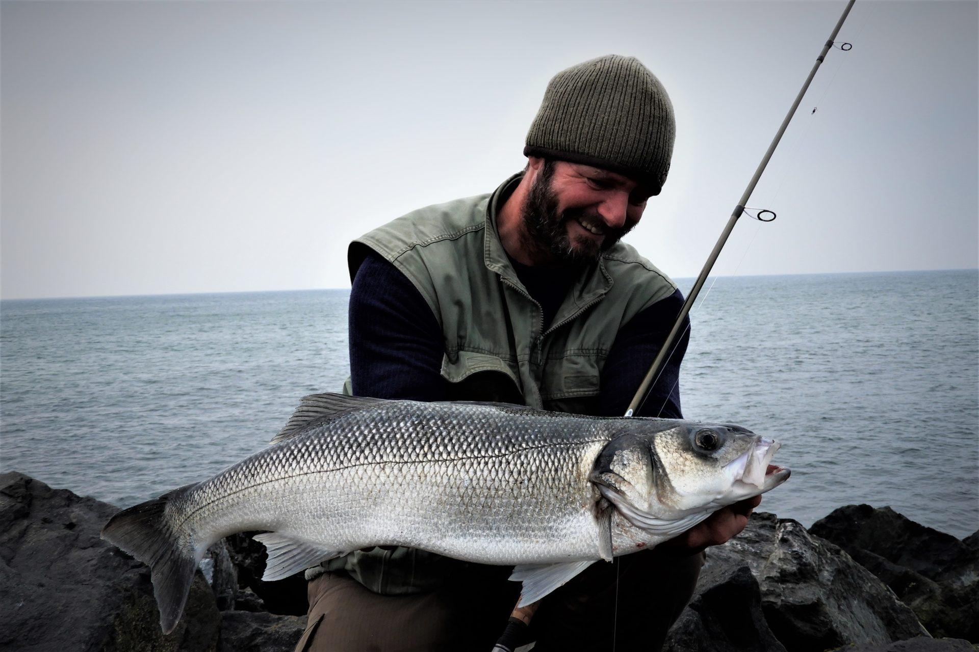 Der er mange muligheder for lystfiskeri i Limfjorden.