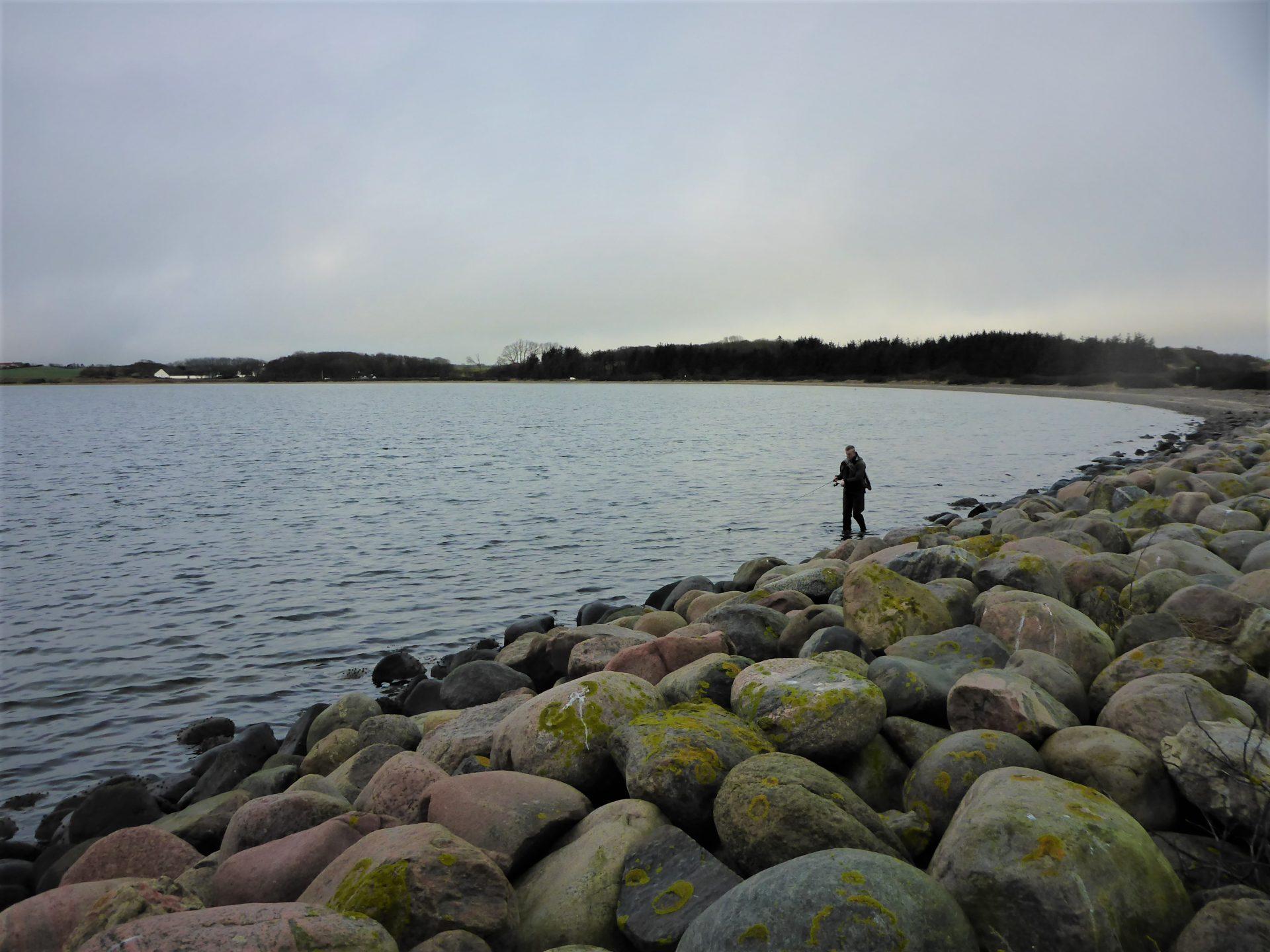 Kleppen er en fiskeplads i Limfjorden til fangst af havørred.