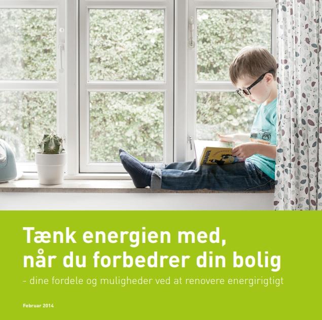 Energistyrelsen står bag initiativet BedreBolig. Tænk energien med, når du forbedrer din bolig.
