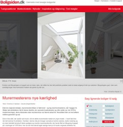 m4 Arkitekter på boligsiden.dk - Murermestervilla med sjæl.