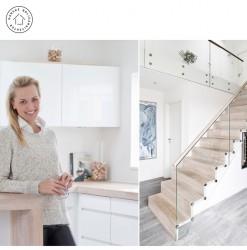m4 Arkitekter på dbark.dk - 60'er hus forvandlet til moderne villa.