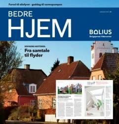 m4 Arkitekter i bedrehjem.dk - Arkitekten legede med kontrasterne.