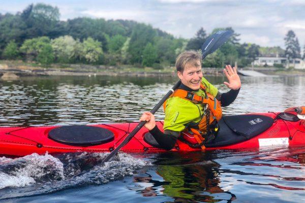 Kayak Instructor