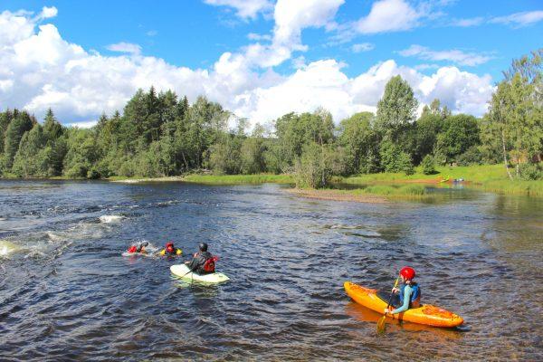 Foundation River Kayaking