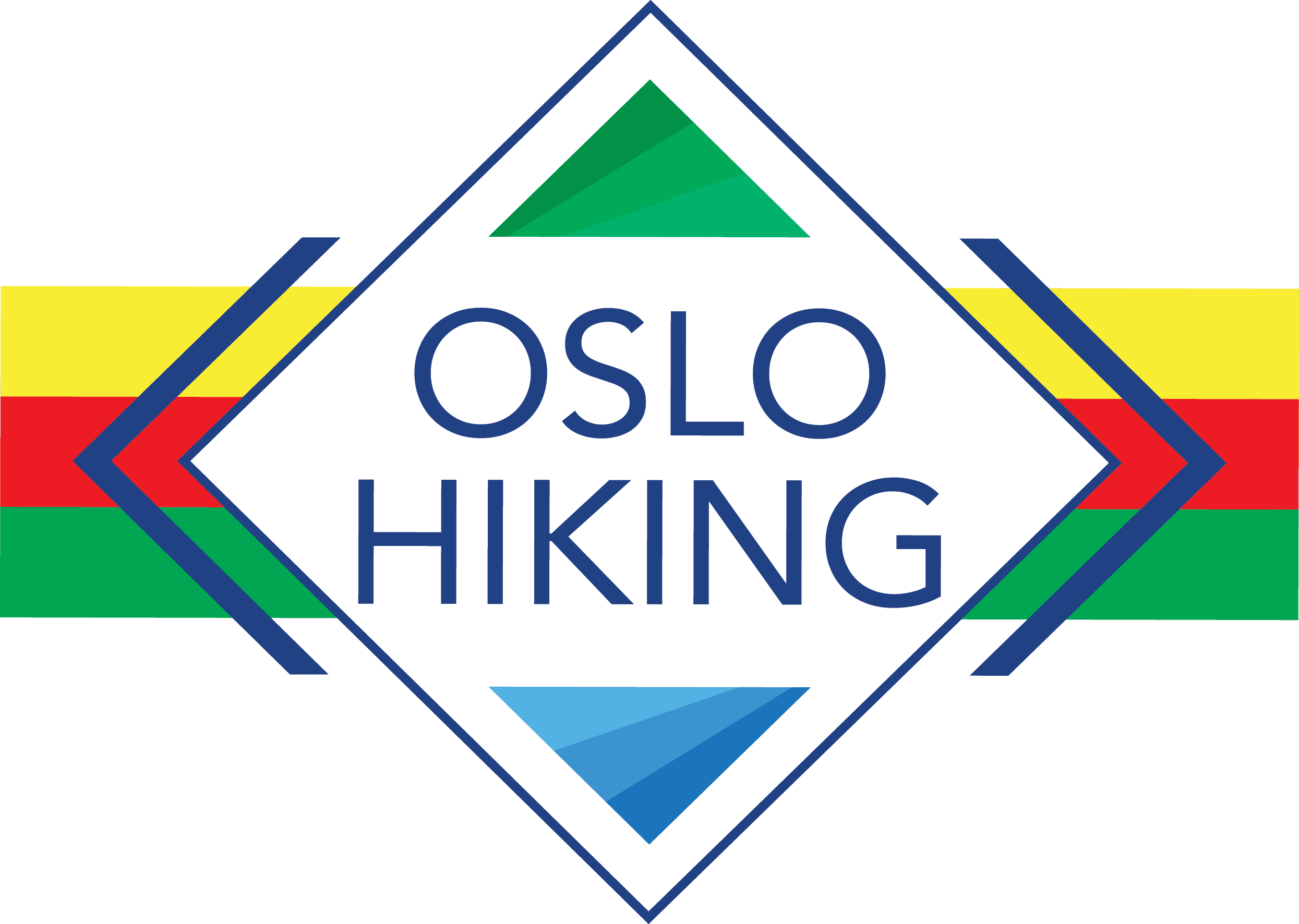 Oslo Hiking logo