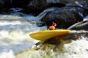 Kayaking Urula River