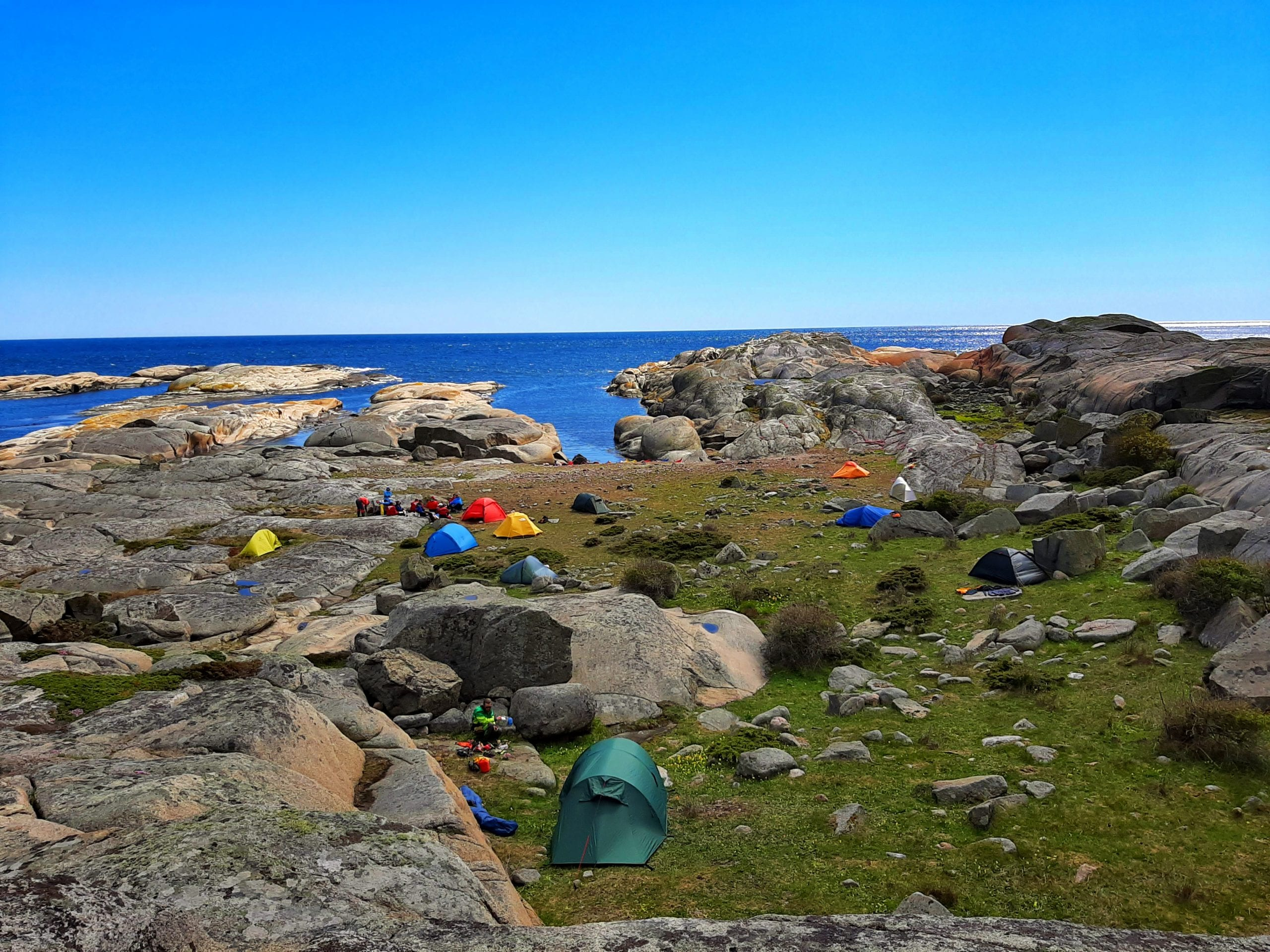 How to pack for an overnight kayak trip