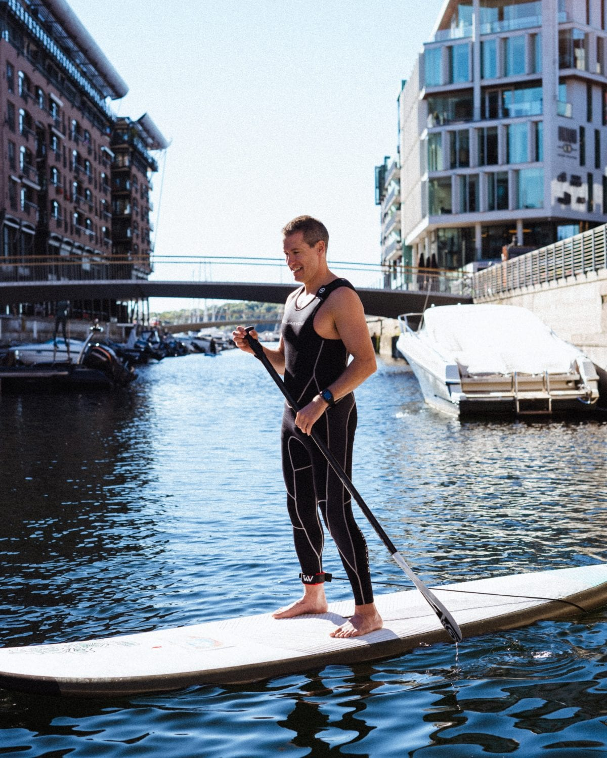 learn to SUP Oslo