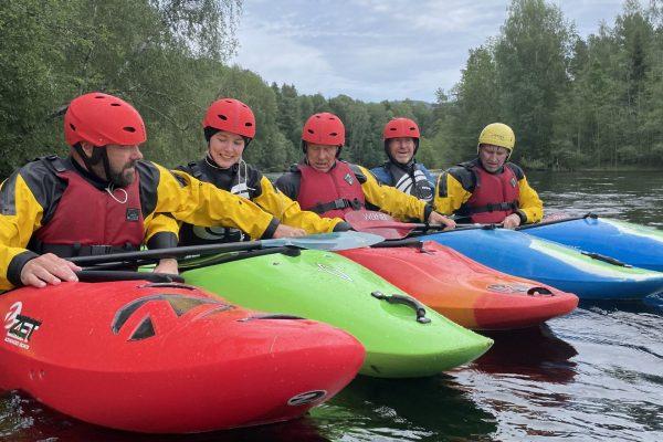 river kayaking for beginners