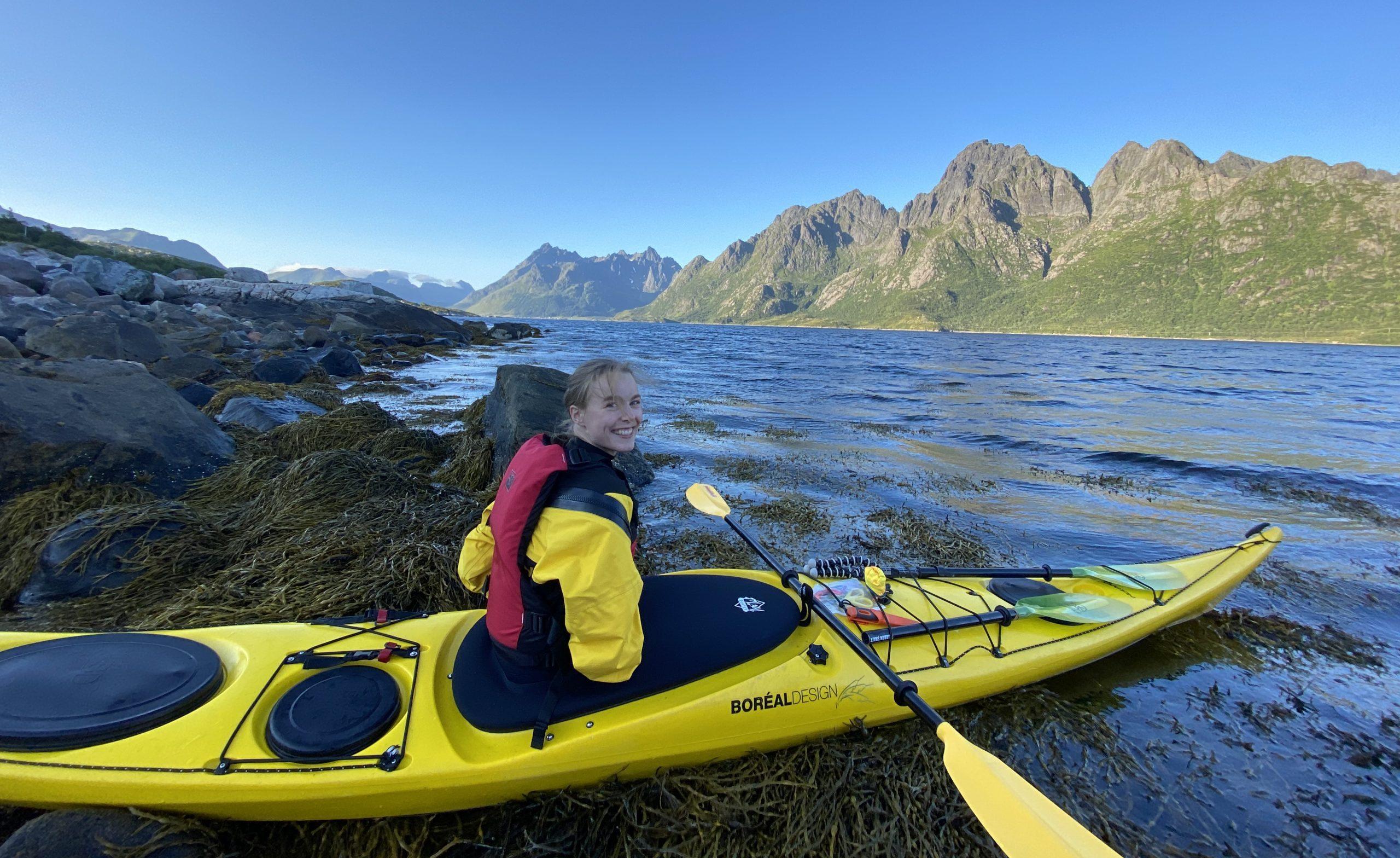Kayaking Trip to Northern Norway – Lofoten