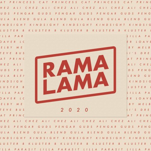 Rama Lama Records 2020 cover