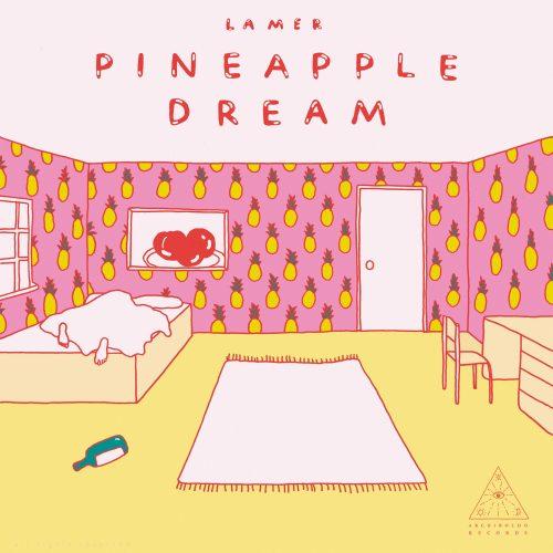 SINGLE - Pineapple Dream - LA MER - FrontCover