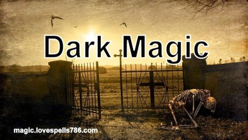 What is dark magic
