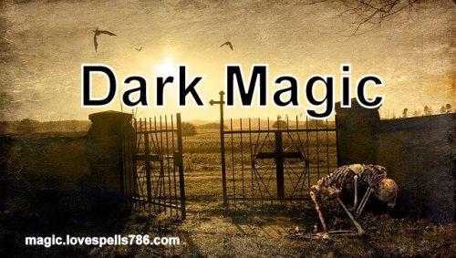 What is dark magic