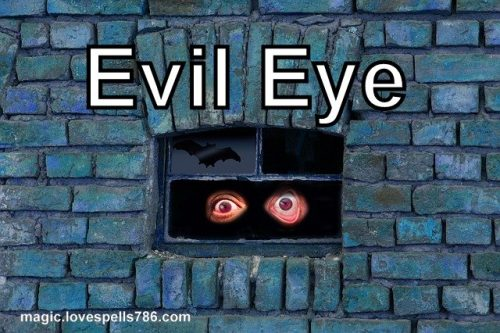 What is evil eye mean