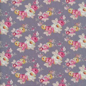 Telas Patchwork Tilda Magomar Patch colección Maple Farm Pauline Blueberry- Ref. MP100274