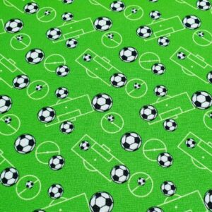 Telas Patchwork Magomar Patch Fútbol