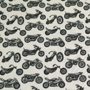Telas Patchwork Magomar Patch Motos