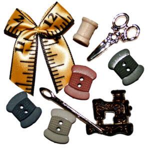 Botones Decorativos Magomar Patch Motivos Costura