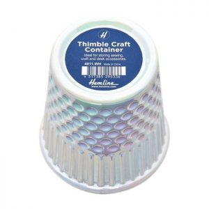 Accesorio Magomar Patch - Organizador Dedal Gigante - Blanco Perla (1)