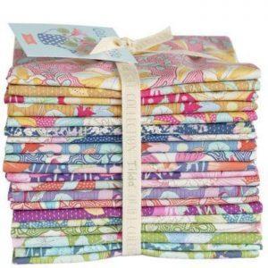 Telas Magomar Patch Tilda - colección Gardenlife - 20 Fat quarters 50x55cm - Tilda Fabrics 100% Algodón Ref. MP300100
