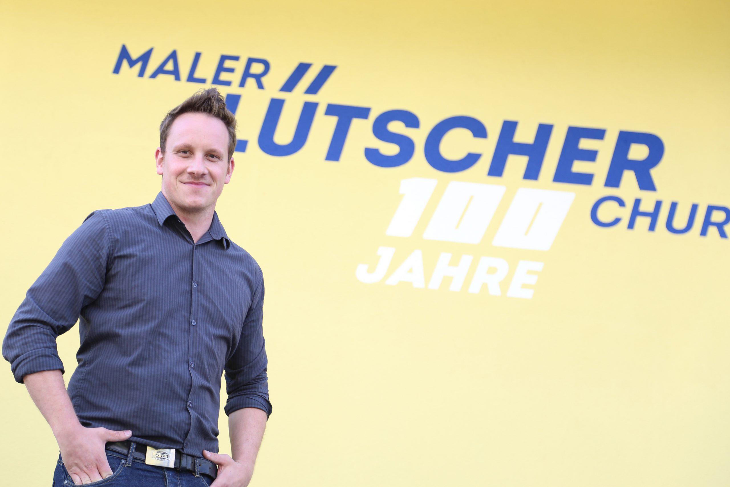 Betriebsleiter Sascha Zimmermann