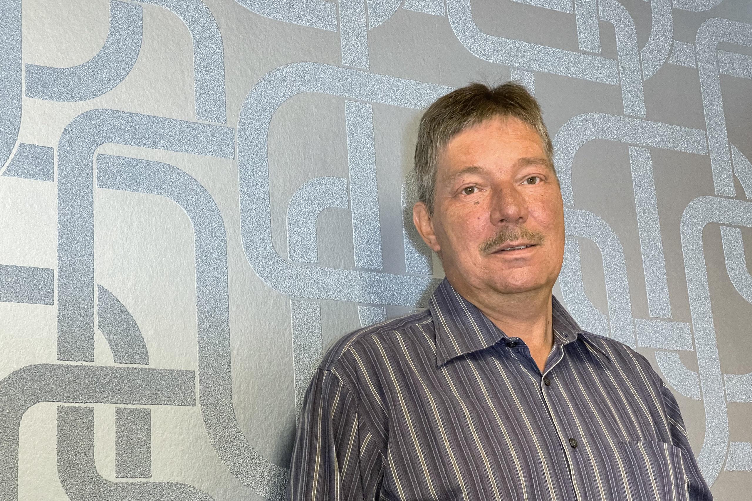 Vorarbeiter SMGV Peter Schnider
