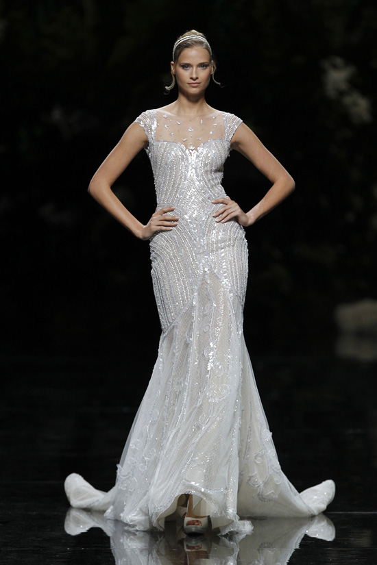 The Best from Pronovias' 2013 Runway Show 1