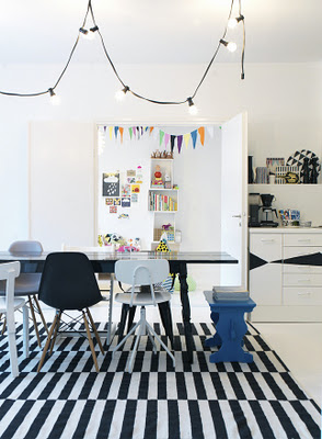 Ikea Stockholm Rand rug - Dwell