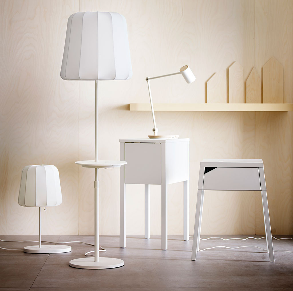 Ikea_lampor