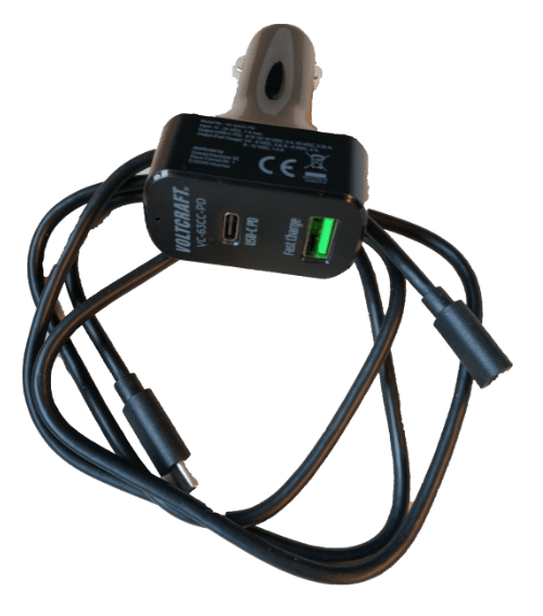 ONX 220 Car Charger