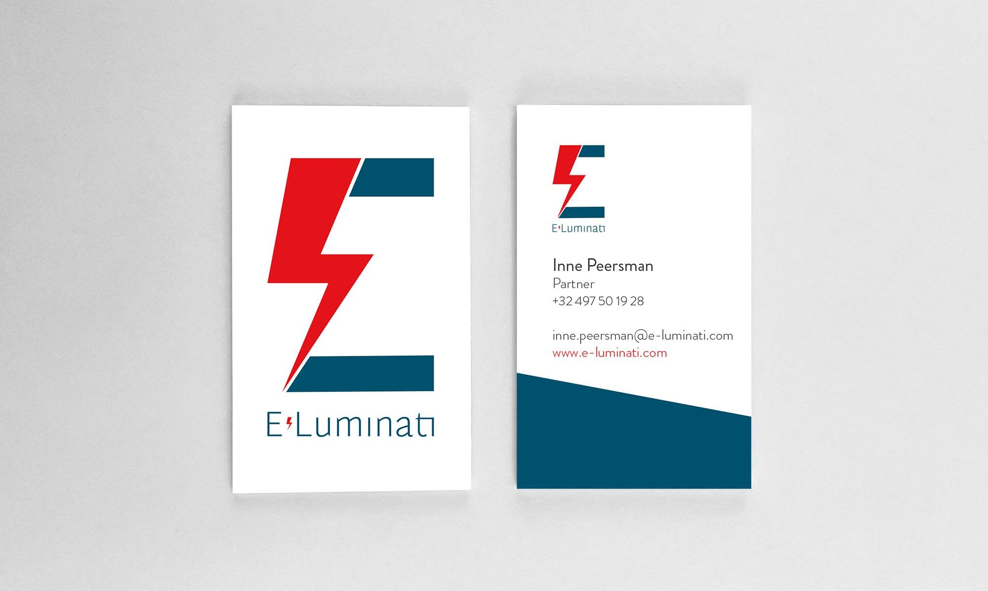 E-luminati huisstijl
