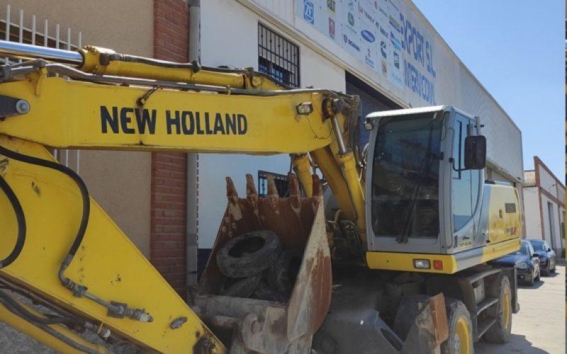 NEW HOLLAND MH6.6