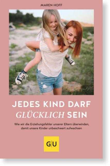 Jedes Kind darf glücklich sein - Buchcover