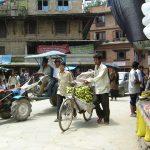 Kathmandu Durban Square - Liberte d'expression au Nepal