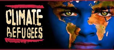 I profughi delle catastrofi climatiche: intervista a Michael Nash