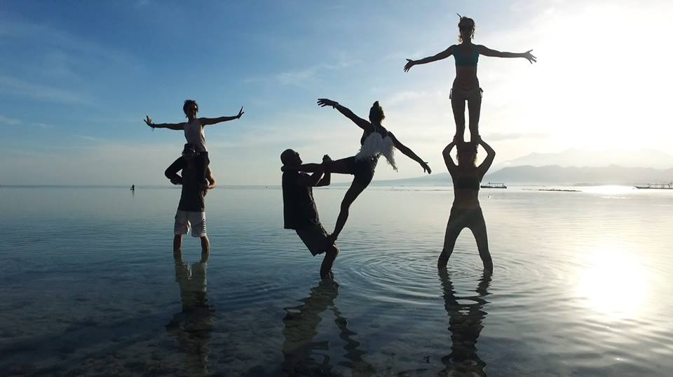 Yoga in the Gili Islands