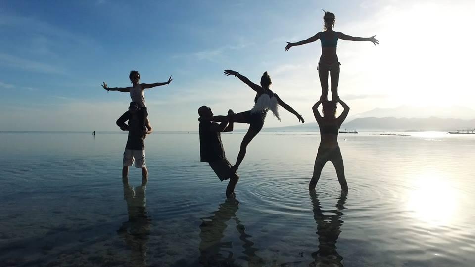 Yoga in the Gili Islands