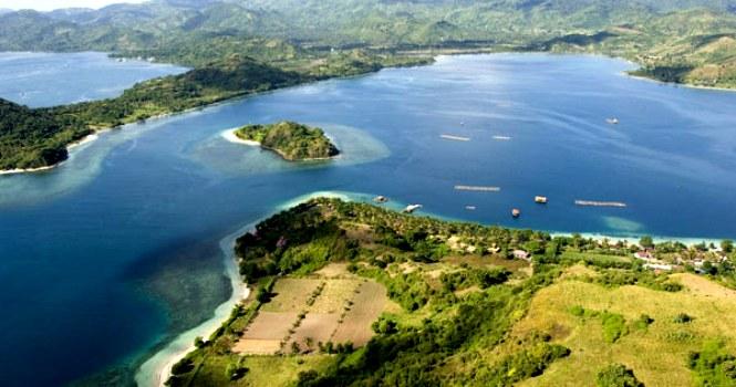 Gili Asahan – Free camping and local life
