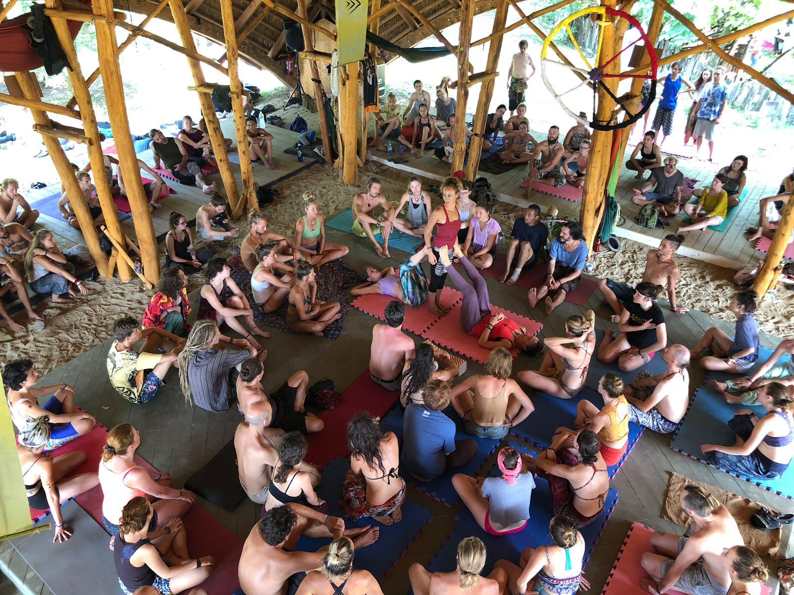 Transformational Festivals
