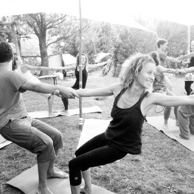 Parther yoga workshop - Cascina manuale 2017