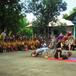 Circus Show, Gili Air primary school