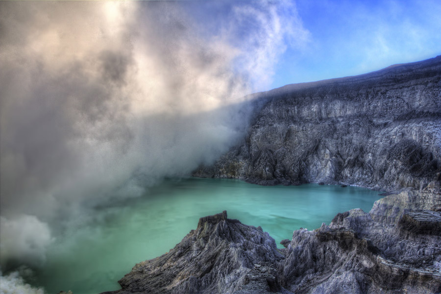 Indonesia Volcanoes – Feel the forces of Nature!