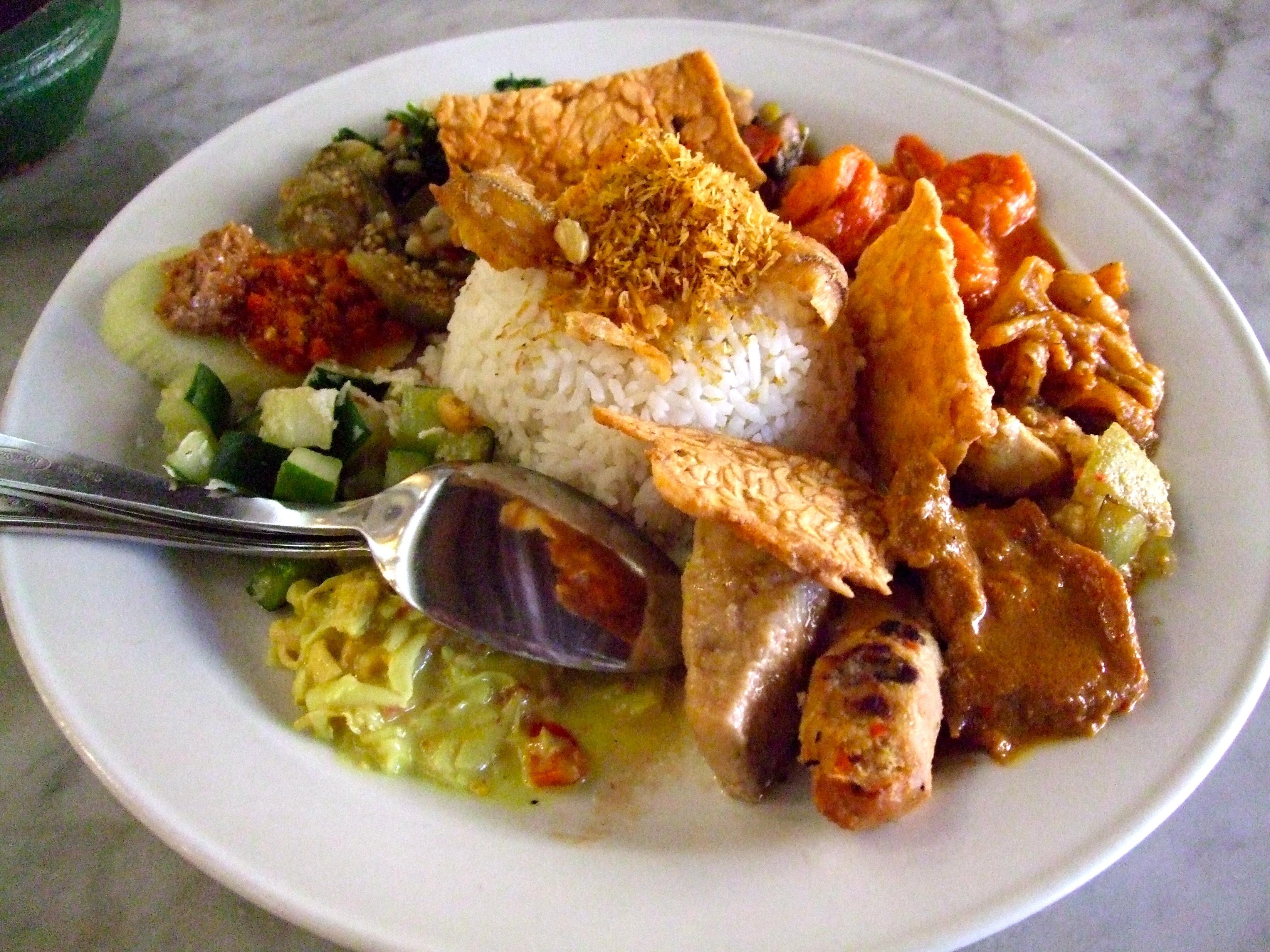 Warung – fast and slow food