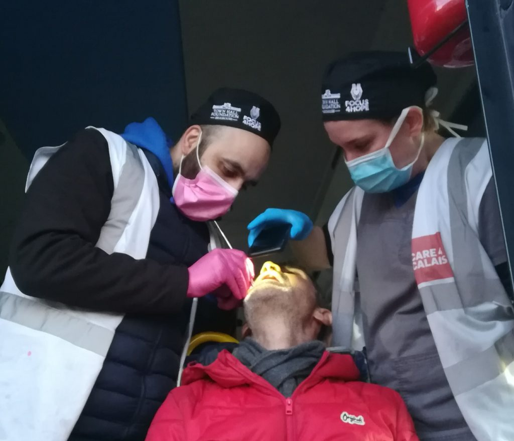 Focus 4 Hope Dentists in Calais 2019