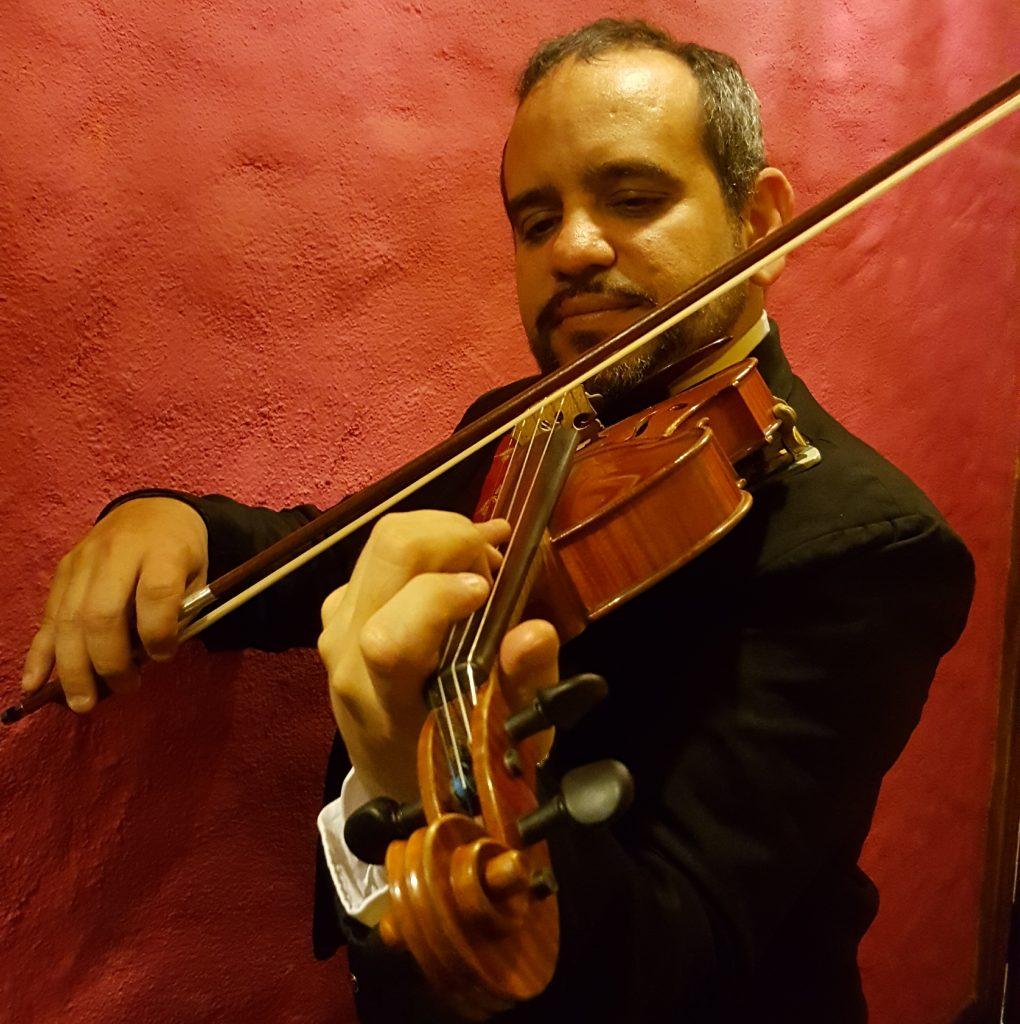 Mariachi Ábaco Violinista Jean