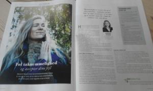 Føl taknemmelighed - Artikel Psykologi - 01-16