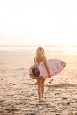 Cornwall surf lifestyle photography with Lucie Donlan by Marianne Taylor.